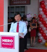 Hero Market Grand Opening
